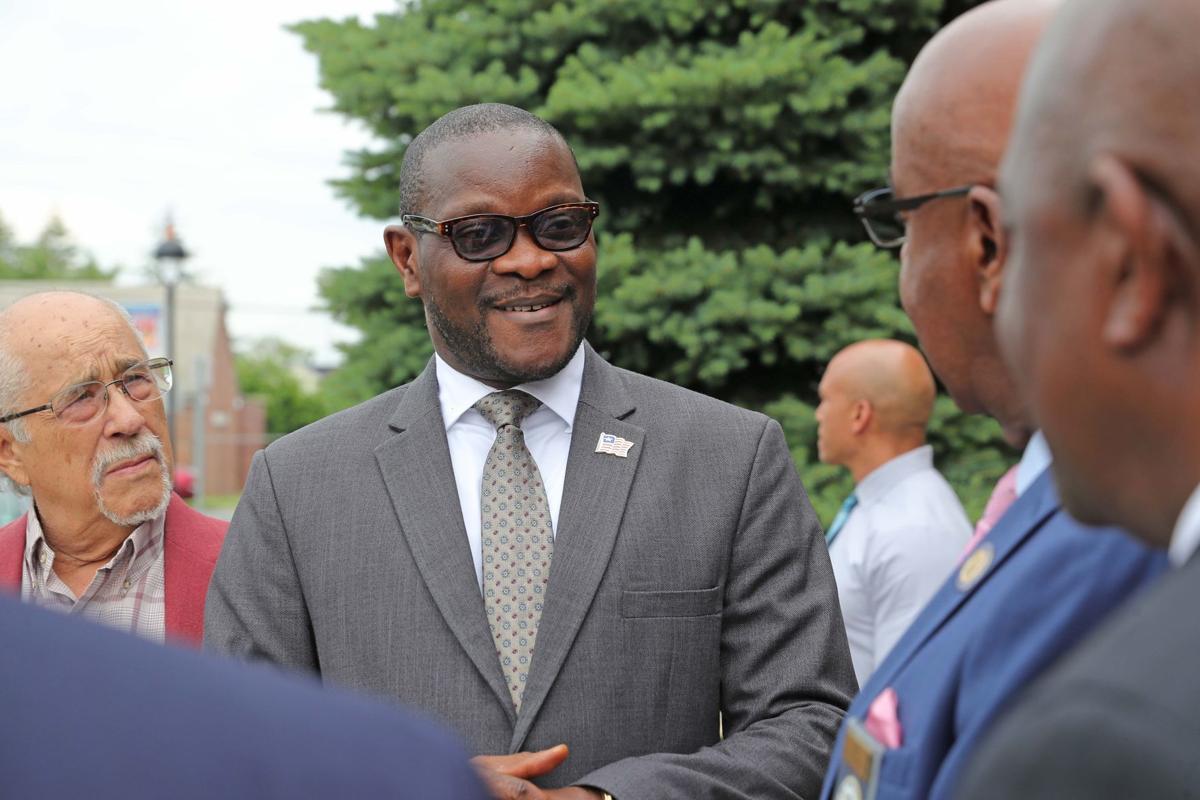 Liberian Ambassador arrives in Pleasantville