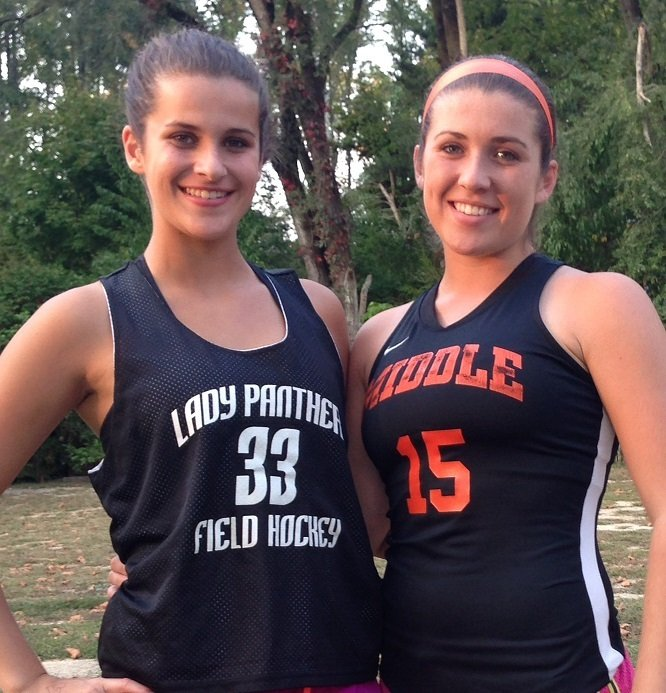 middle township field hockey sisters
