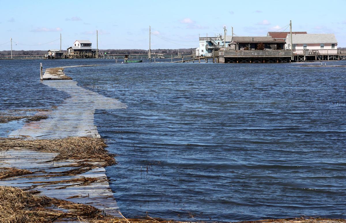 Island Flooding North Wildwood Stone Harbor