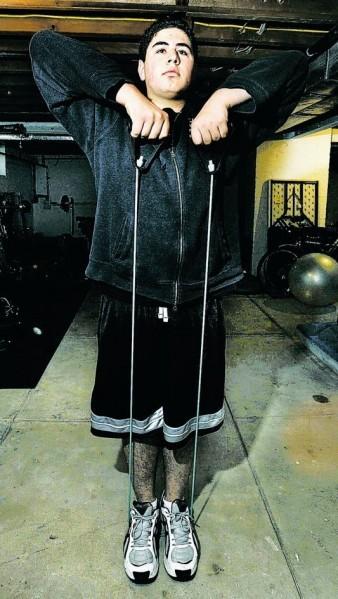 At-home gym