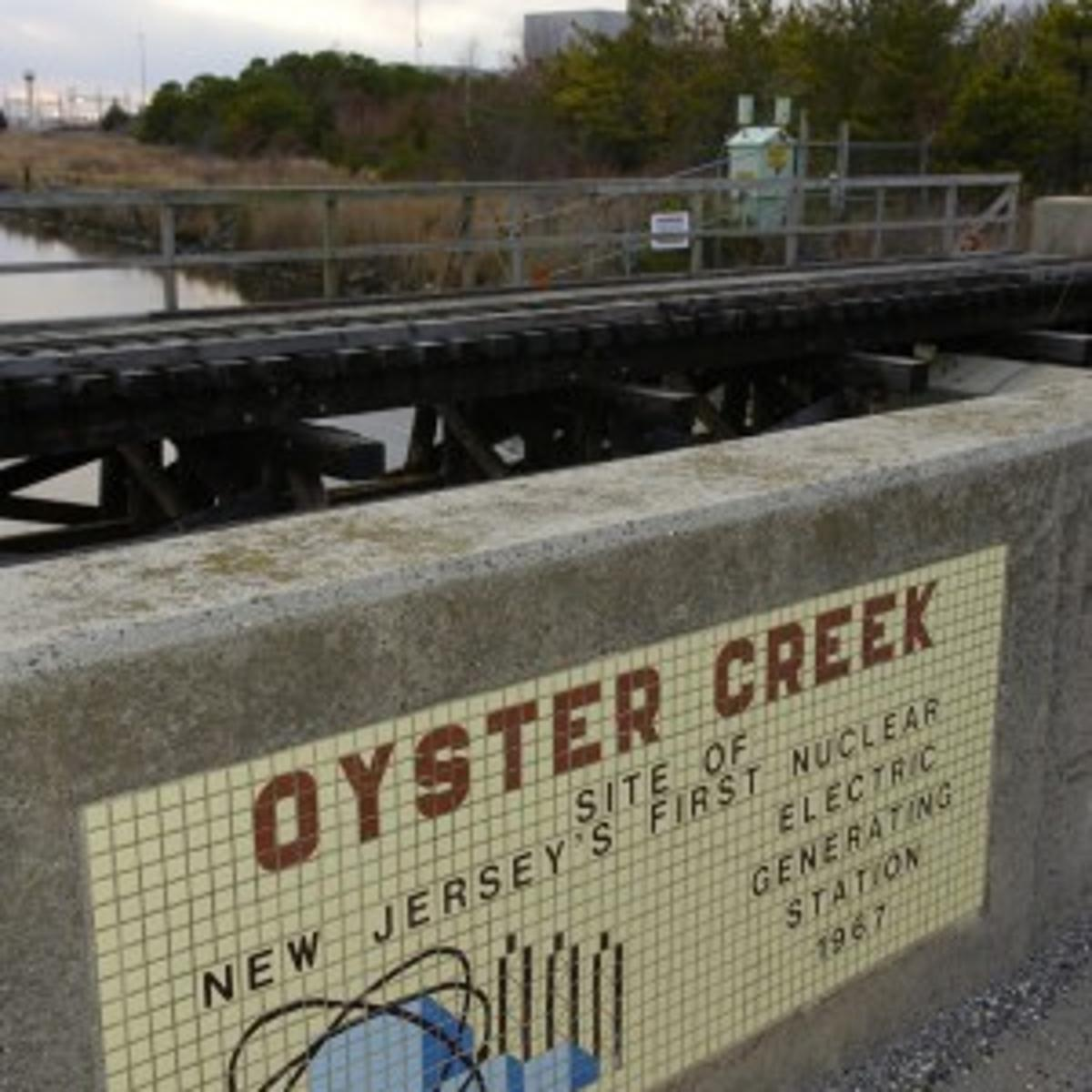 Oyster Creek's solution to tritium leak: Water it down