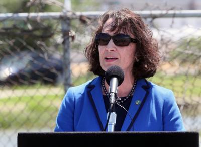 DEP Commissioner Catherine McCabe