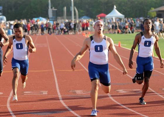 Oakcrest boys add jumps to their list of specialties