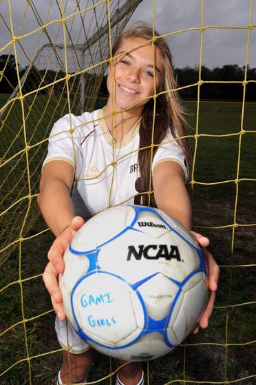 Absegami's Erica Skroski does whatever team needs, wins Press Girls Soccer Player of the Year