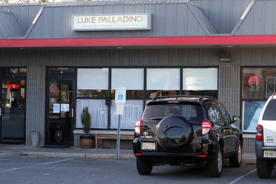 Luke Palladino offers 4-star dinners, ambiance on Route 9