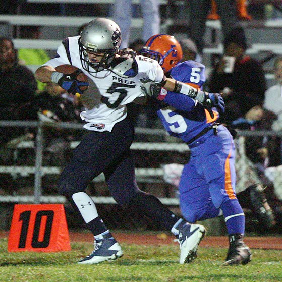 Three area teams playing Thanksgiving rivalry high school football games tonight