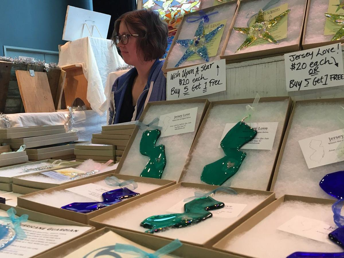 Cape May Christmas craft show 2