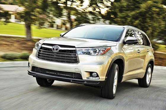 2014 Toyota Highlander: Sleek, Spirited