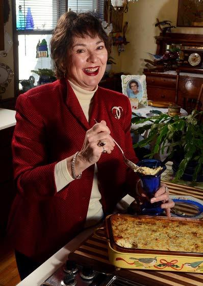 Legacy recipes: EHT woman's bread pudding recipe brings good taste, warm memories