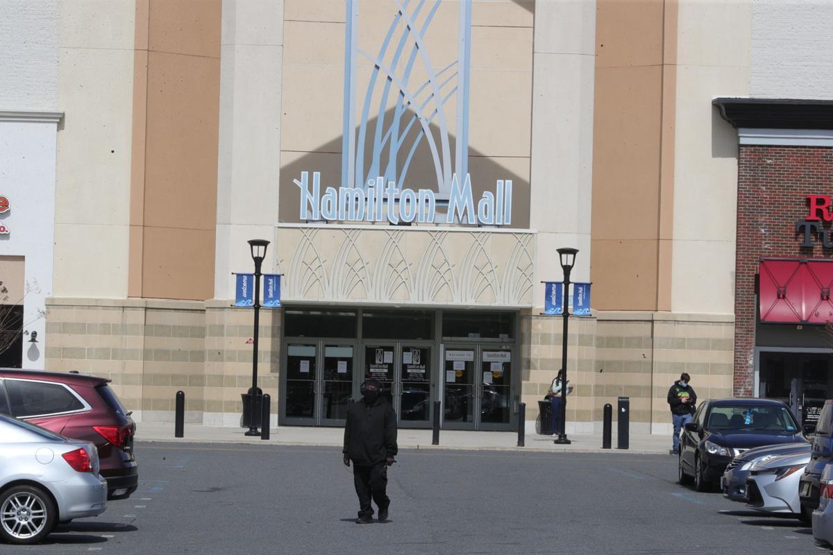 Hamilton Mall