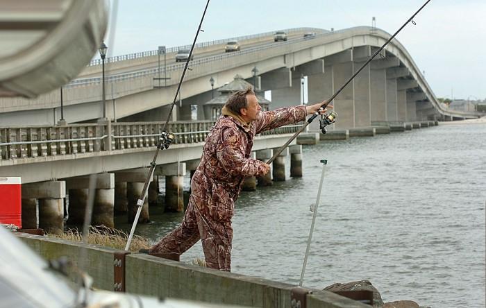 Fishing pier oc longport photo galleries for Atlantic city fishing