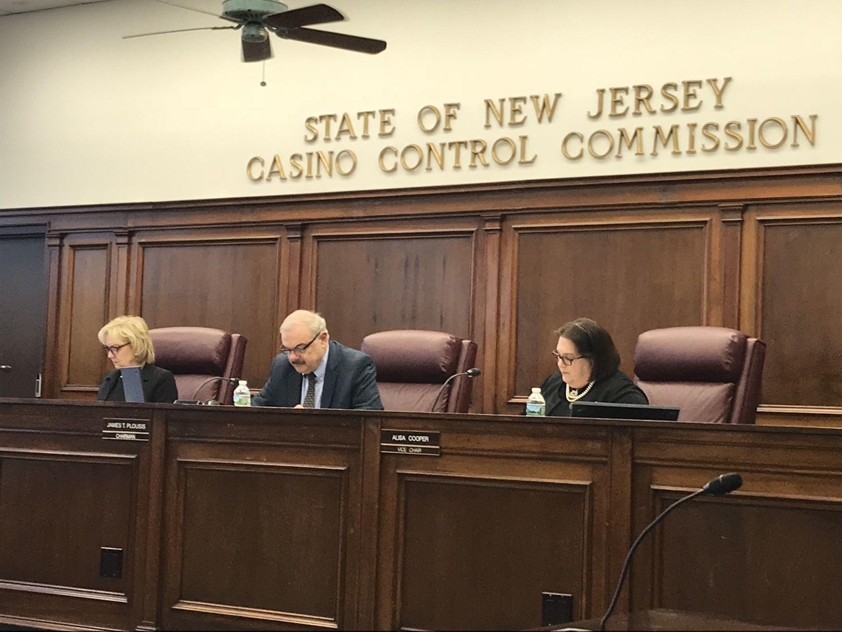 State of new jersey casino control commission forms gala casino poker schedule leeds