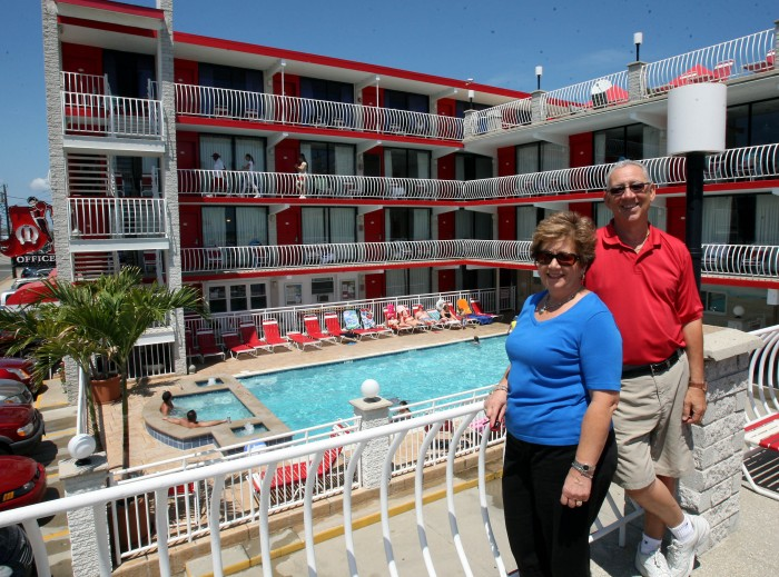 North Wildwood Motels Part Of S Summer Lifestyle