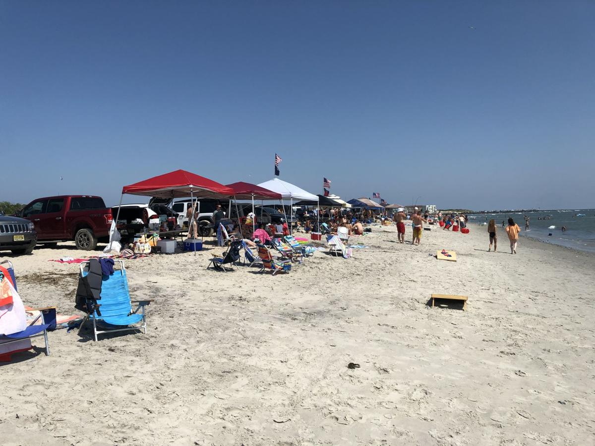 Fourth of July at the Cove