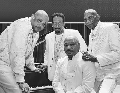 The Stylistics perform classic hits in Cape May Summer Concert Series