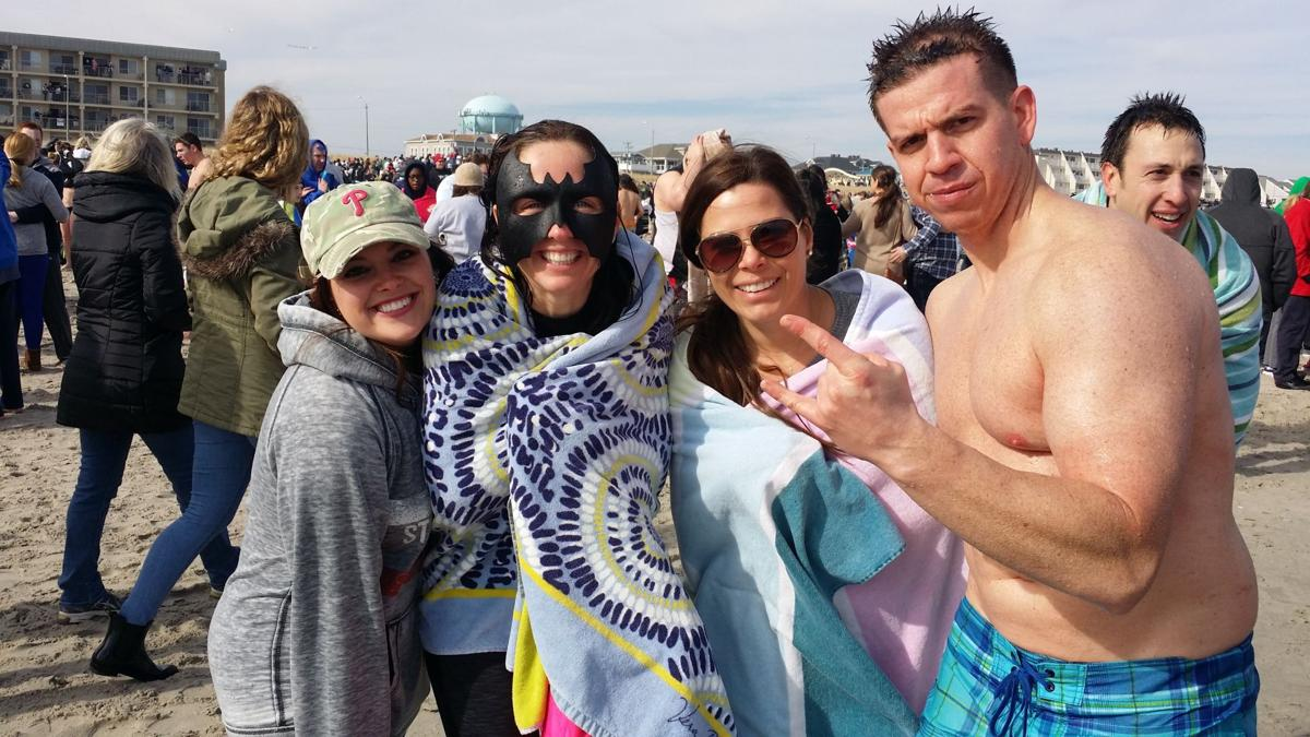 Record Turnout At 2008 Polar Plunge And >> Record Crowds At Sea Isle City Polar Plunge And Autism 5k Cape May