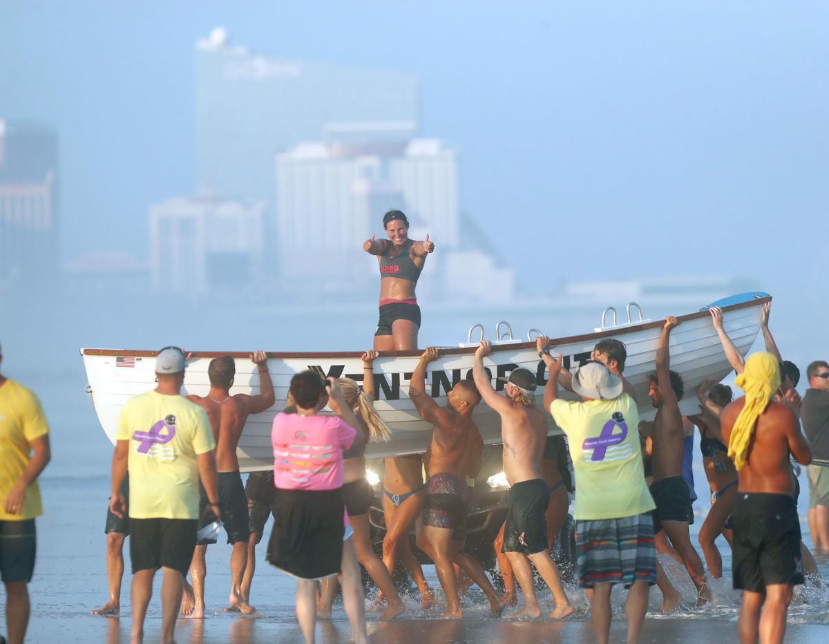 Bill Howarth Women's Lifeguard Invitational