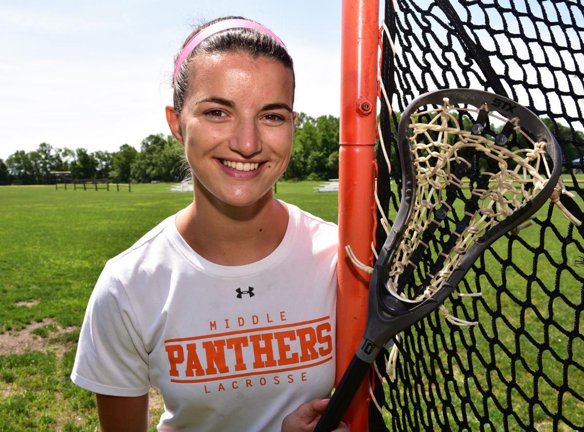 Press 2017 Girls Lacrosse Player of the Year - Bridget Ruskey