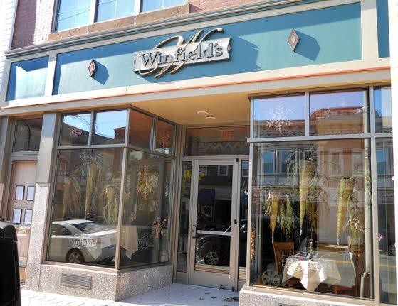 Winfield's offers big-city taste on Millville's stylish High Street