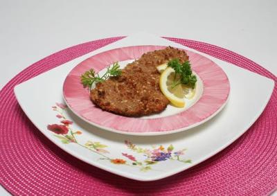 Good Food, Good Health: Almond crust seals moisture, texture