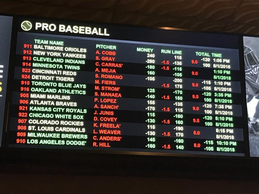 MGM Makes Wager on U.S. Sports Betting