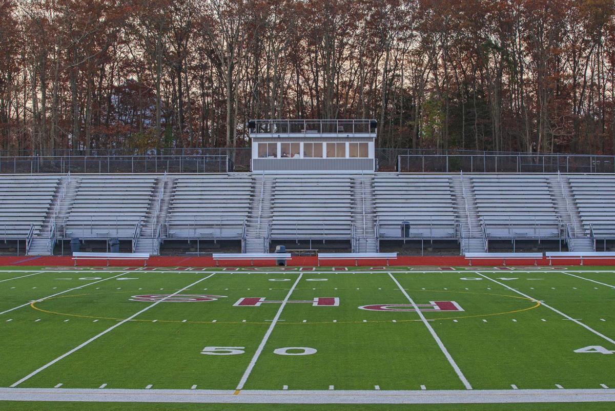 Pleasantville High School Football Field
