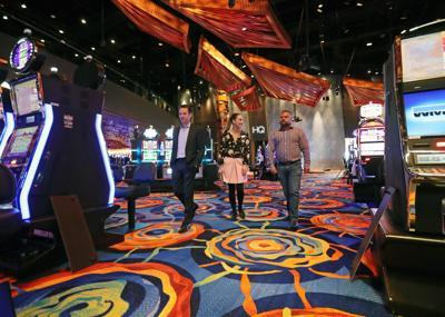 Inside of Ocean Resort Casino