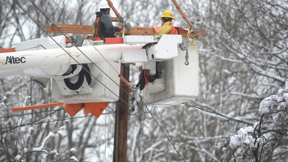 Atlantic City Electric and Pepco Holdings are Prepared for the Winter Storm Season