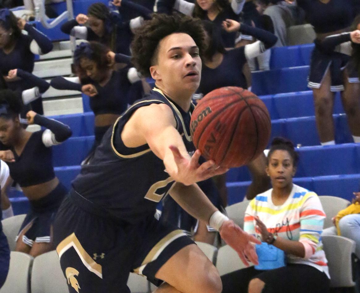 Holy Spirit Atlantic City basketball