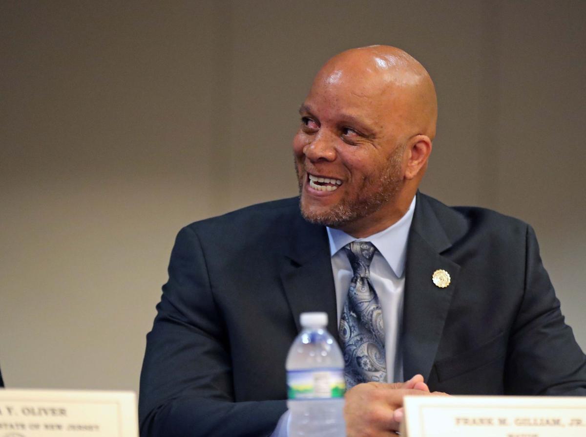 Mayor Frank Gilliam Jr.