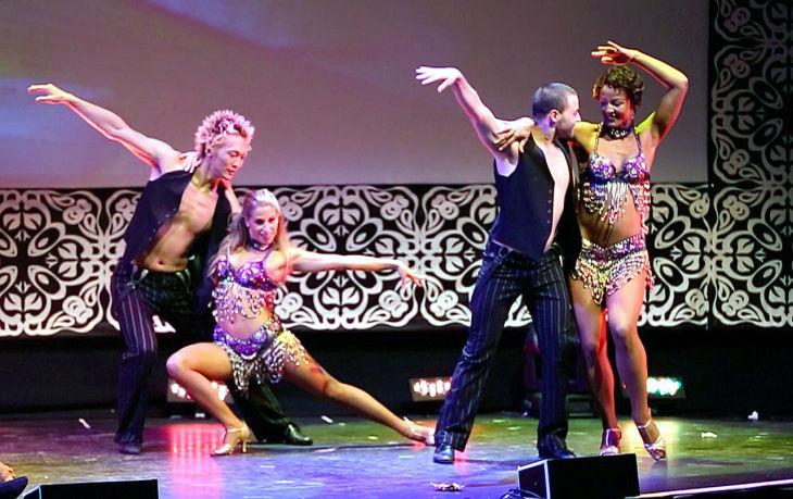 ACI Latin Quarter show