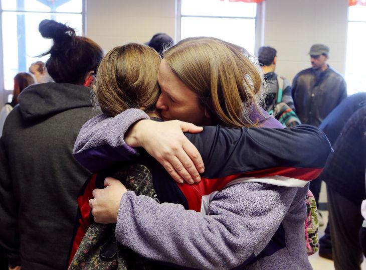 Middle School Lock Down