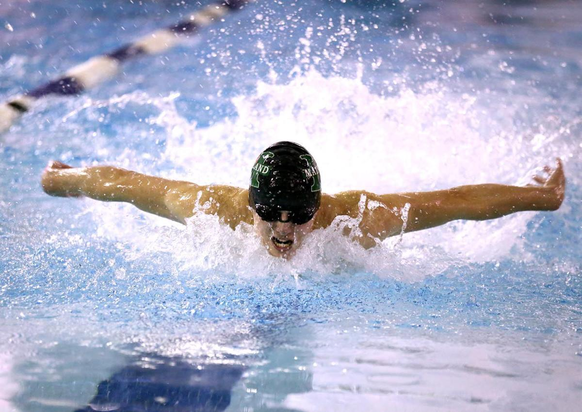 Mainland Boys Hold Steady At No 1 In Swimming Elite 11