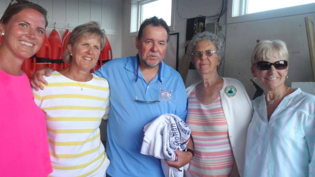 SEEN at the Beschen-Callahan Memorial Lifeguard Races