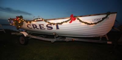 Wildwood Crest Christmas in July Festival and Boat Parade this Saturday
