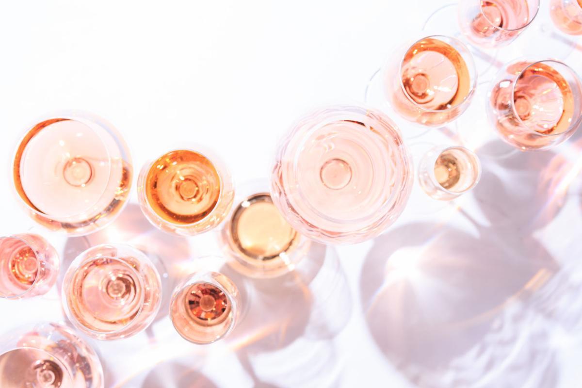 Pink alcohol