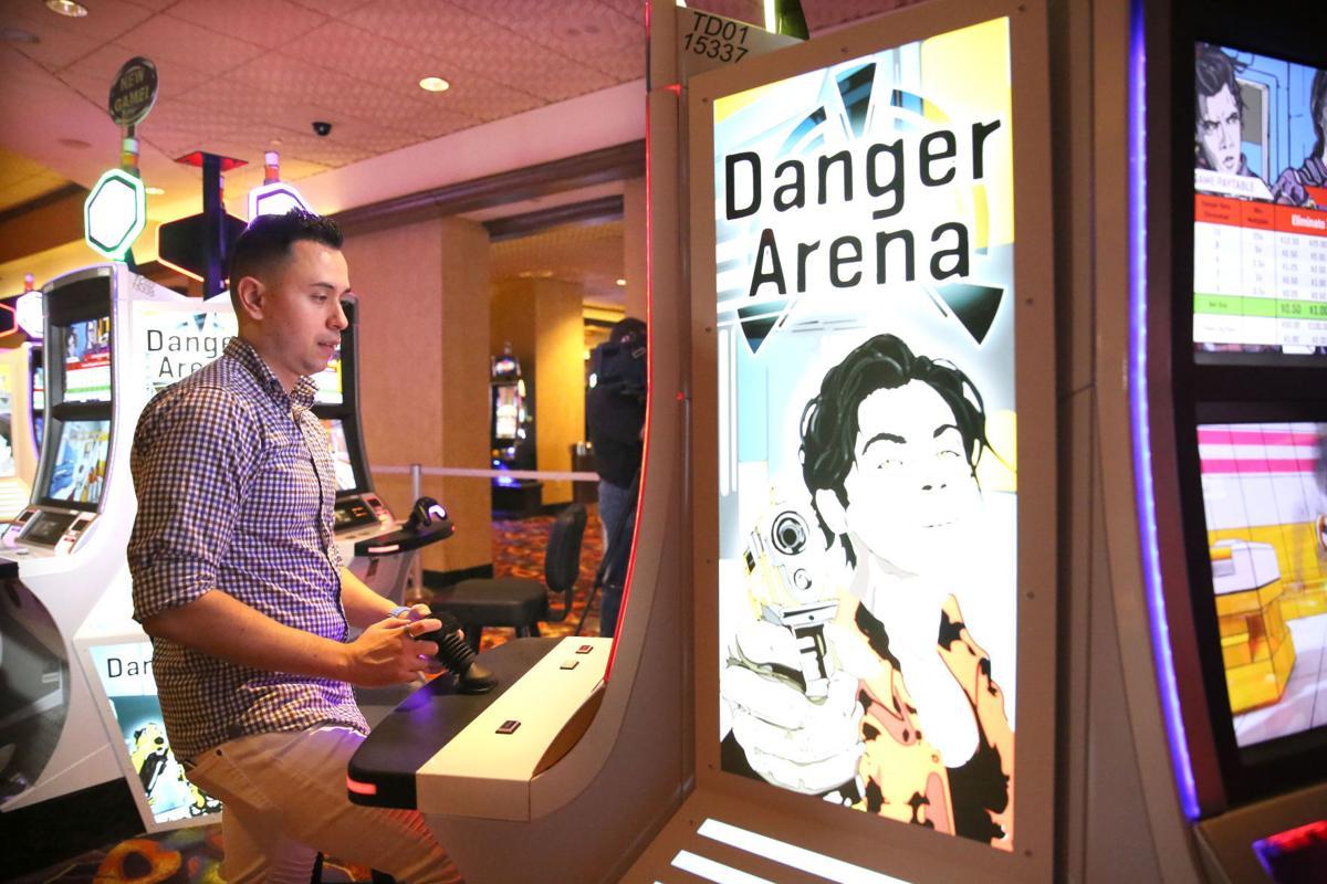 Video Game Gambling Machines