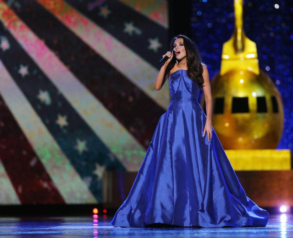 Miss America 3rd preliminary night of the competition