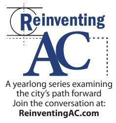 reinventing AC logo color