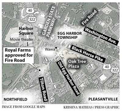 Royal Farms market approved
