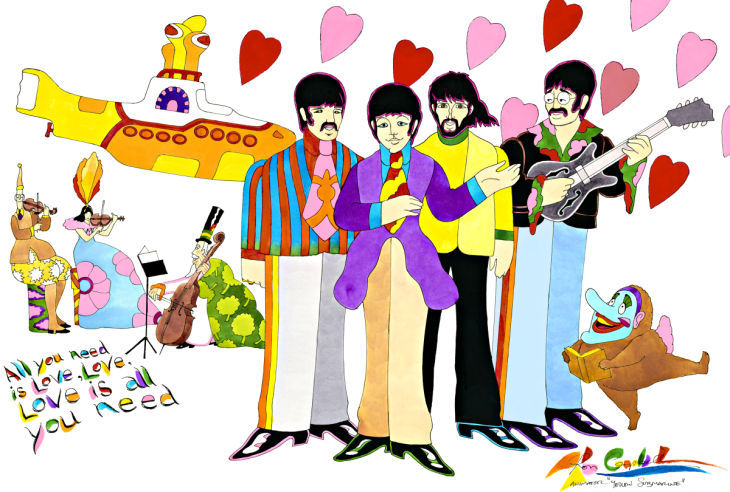 The Beatles Art Show