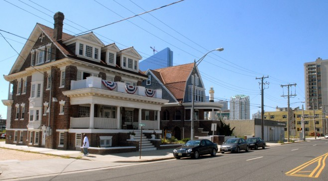 After 6 Years Of Work On Century Old Atlantic City House