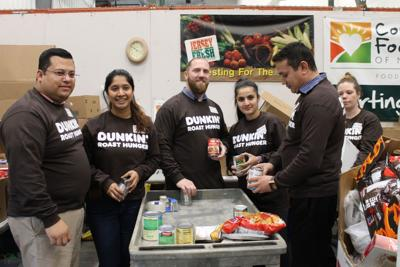 Dunkin' employees