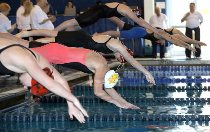 meet of champions nj swimming times