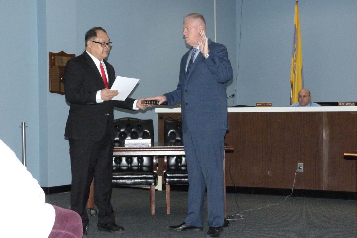 Northfield City Council Reorganization 2