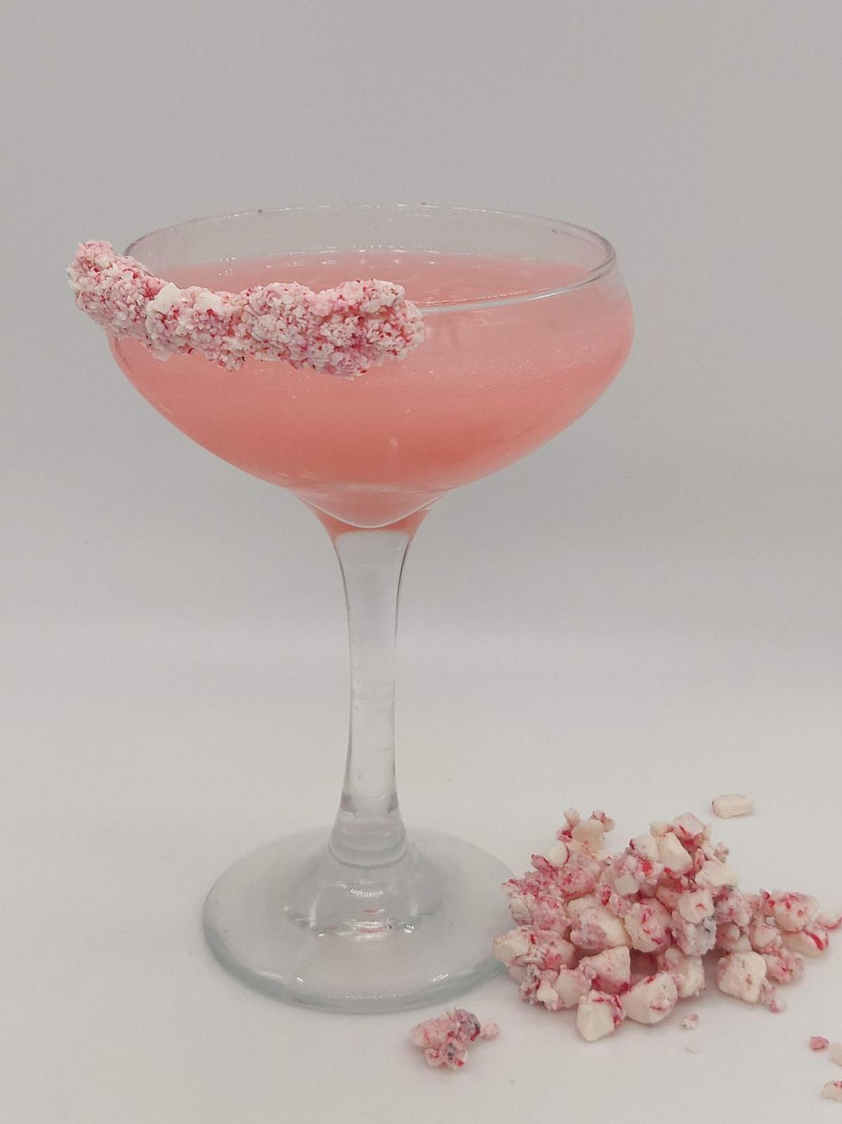 Candy Cane martini neros