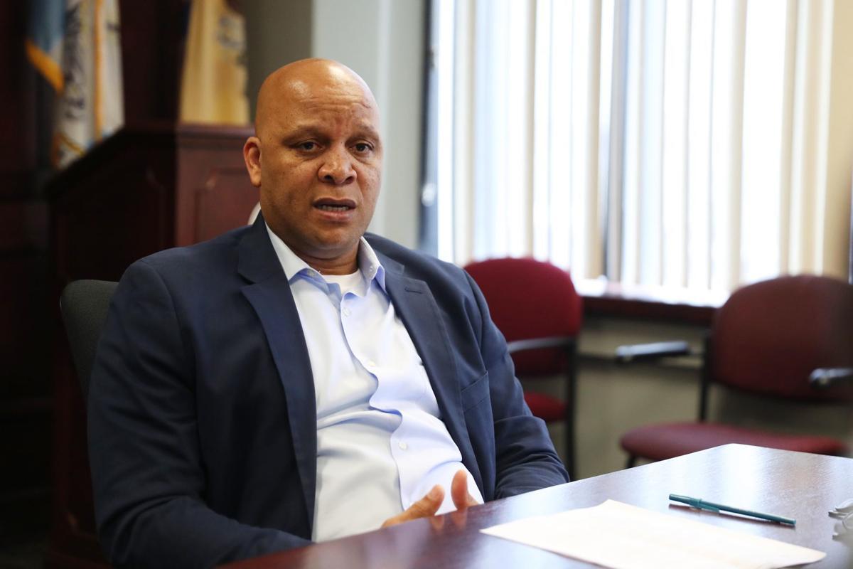 Mayor Gilliam 100 days in office