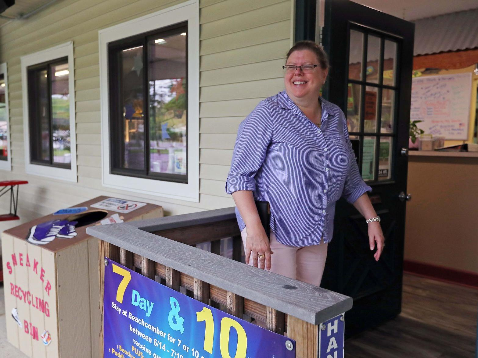 Cape May couple 'mayors' of family-owned camping resort