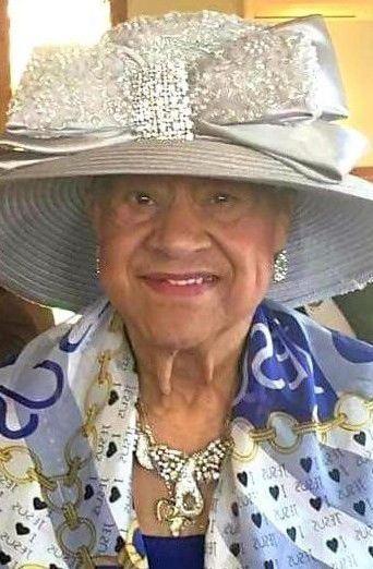 Burton, Margaret Juanita