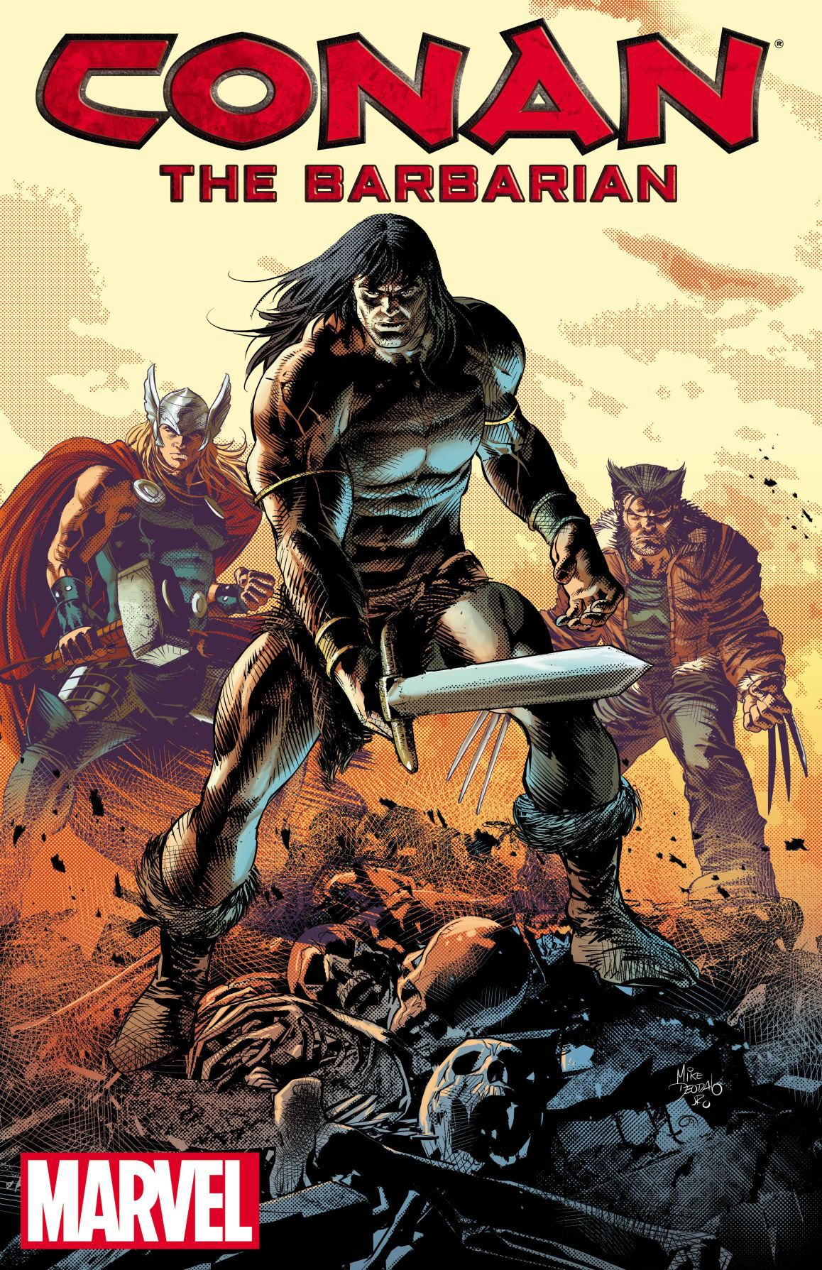 Conan the Barbarian returning to Marvel in 2019 | Lifestyles